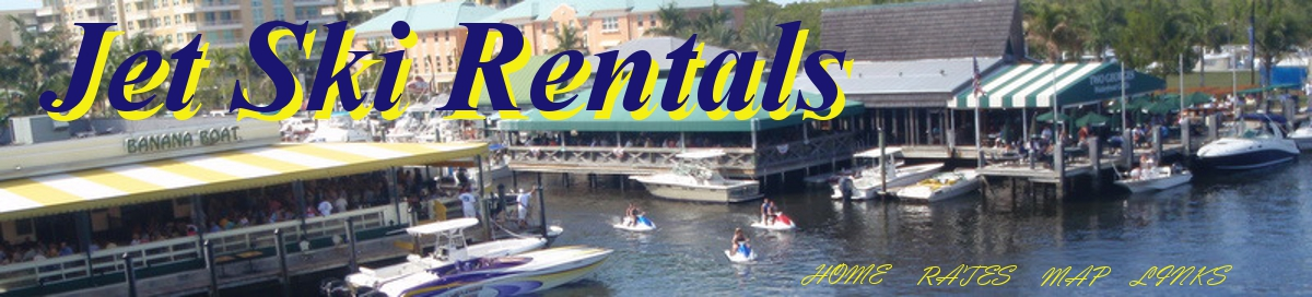Intracoastal Jet Ski And Boat Rentals